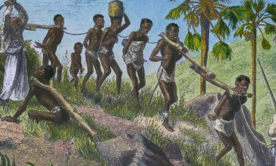 The Transatlantic Slave Trade Led to the Birth of Racism