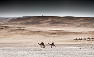 Are China's New Silk Road Ambitions a Desert Mirage?