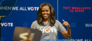 Michelle Obama, Michelle Obama news, news on Michelle Obama, Alexandria Ocasio Cortez, Alexandria Ocasio Cortez news, AOC news, AOC, Democratic National Convention, Obama news, Peter Isackson