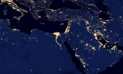 The New Cold War in the Middle East