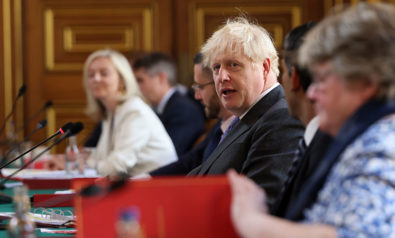 Boris Johnson Pushes Unreason to an Extreme