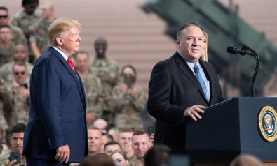 The Mad Complicity of Trump, Pompeo and the Media