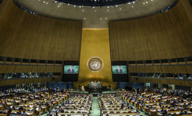 Trump at the UN: A Failure to Lead