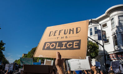 """""""Defund the Police"""": A Simple Slogan for a Complex Problem"""