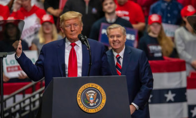 Lindsey Graham's Campaign Falls Below the Political Poverty Level