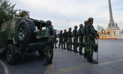 Understanding the Thai Military and Security