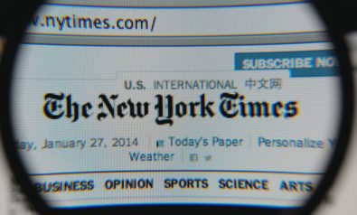 The Russian Pathology Deepens at The NY Times