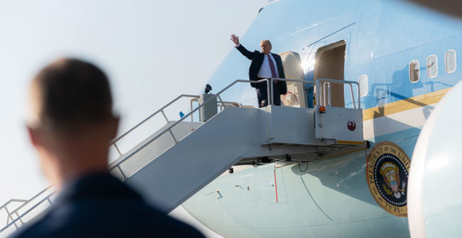 What Explains Donald Trump's Foreign Policy?