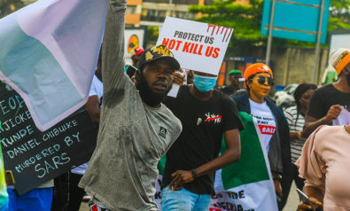 Nigeria's Chaos Is the World's Chaos