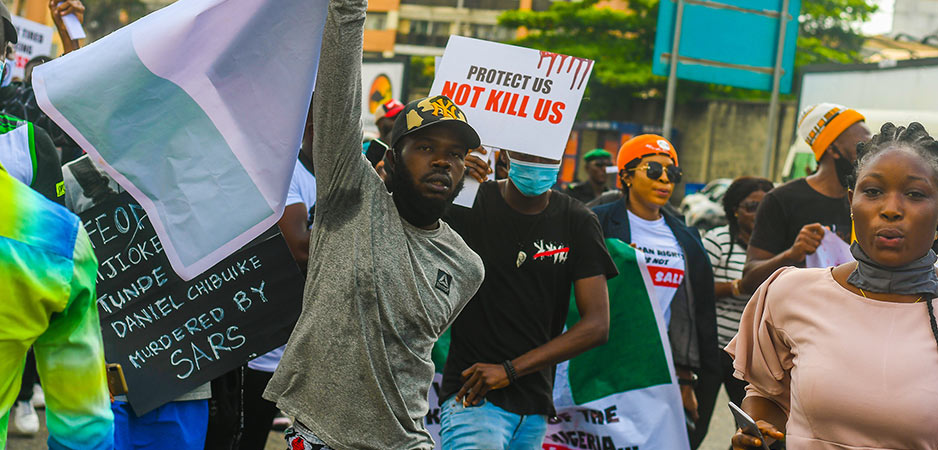 End SARS, Nigeria sars, Nigeria protests, Nigeria news today, Nigeria news, Nigeria end sars, sars protest, end sars, Nigeria, Peter Isackson