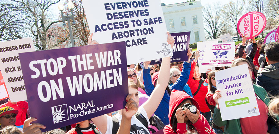 Lynda Gilby CARR, women's health, reproductive health, Trump administration stance on abortion, Amy Coney Barrett views on abortion, Trump administration Mexico City Policy, global women's health, UN reproductive rights resolution, COVID-19 and women's rights, sexual health news