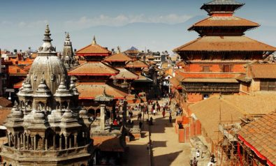 Nepal's Foreign Relations