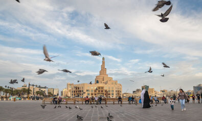 Qatar Is Set for Its First National Elections