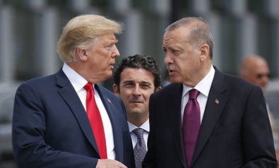 Washington's Sanctions on Turkey Are Another Gift to Putin