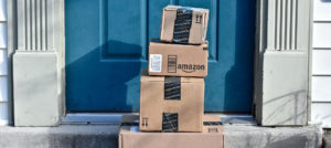 Peter Isackson Daily Devil's Dictionary, Amazon drivers' tips, Amazon FTC, Federal Trade Commission Amazon, Jeff Bezos Amazon, Amazon robotization, Amazon corporate culture, Amazon withholds drivers' tips, Amazon working condition, Amazon automation