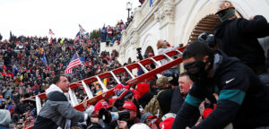 Bernhard Forchtner, Centre for Analysis of the Radical Right, storming of the US Capitol, US Capitol siege, US Capitol insurrection, how the far right sees attack on Capitol, Martin Sellner news, Martin Sellner Identitarian Movement, QAnon US Capitol, Donald Trump US Capitol attack