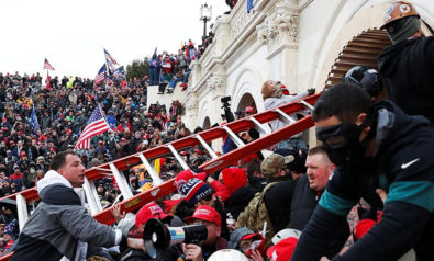 The Storming of the US Capitol Through Identitarian Eyes