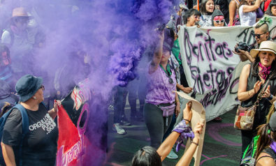 Violence Against Women in Mexico Rises