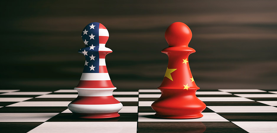 US China relations, US news, China news, US China rivalry, US China war, Thucydides' Trap, War China America, Modern history, Kevin Johnston, US history