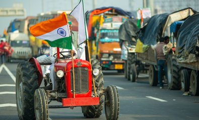 Indian Agriculture Still Faces Problems