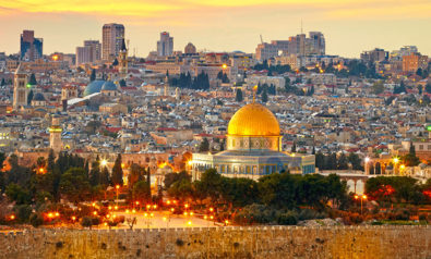 Jerusalem Is a Shared Gift