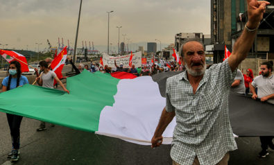 Is Lebanon at Risk in the Israeli-Palestinian Conflict?