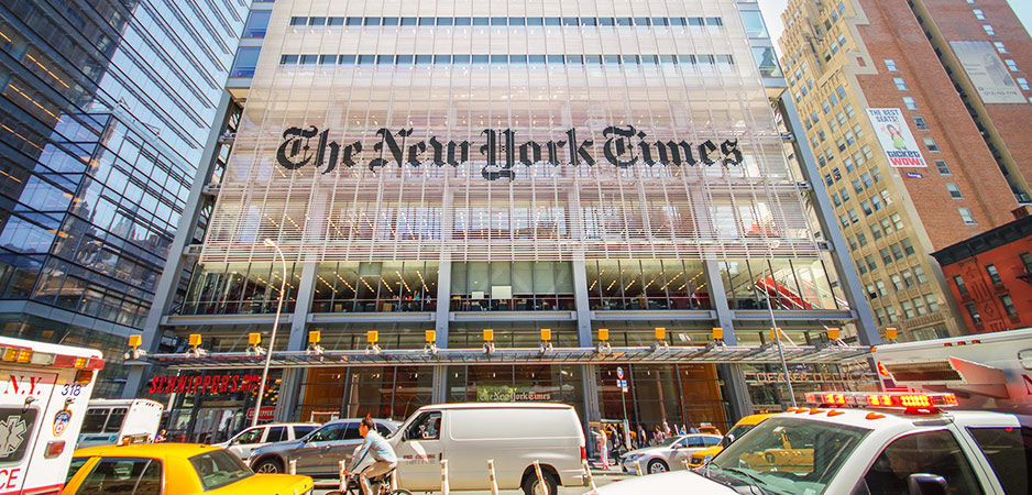 Peter Isackson, Daily Devil's Dictionary, corporate media, The New York Times government propaganda, NYT Russia coverage, Fourth Estate, US media news, journalism news, role of journalism in democracy, US Russia cold war