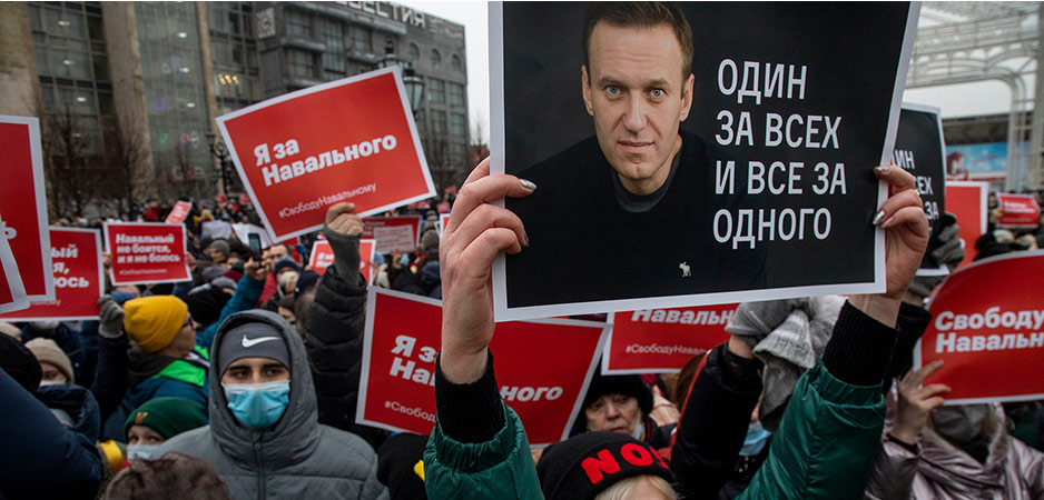 Kathryn Rieg, Glenn Ojeda Vega, Russia news, Russian opposition news, Alexei Navalny poisoning, Alexei Navalny foundation, Alexei Navalny hunger strike, Alexei Navalny imprisonment, Russia independent media crackdown, Russia protests