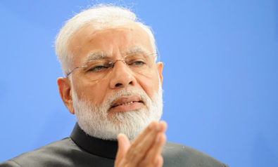 A Modi-fied India Has Weakened on the World Stage