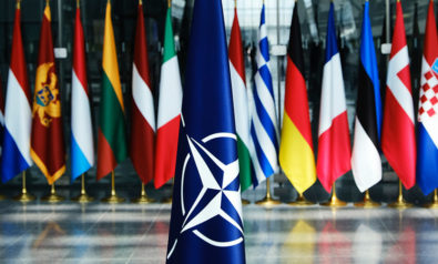 NATO's New Challenge in East Asia
