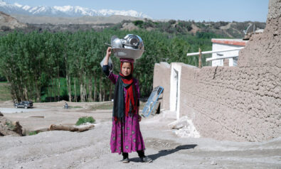 The Hazaras of Afghanistan Face a Threat to Survival