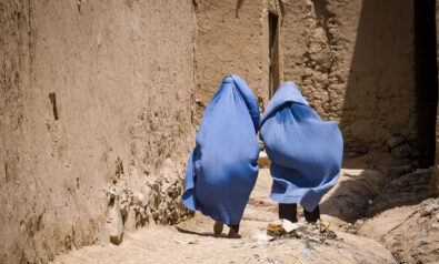 Why Do Some Women Support the Taliban?