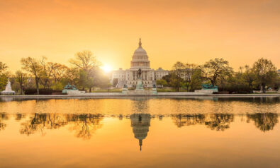 Congress Adjourns While the Nation Burns