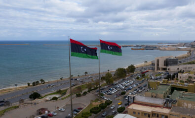 It's Back to Square One in Libya