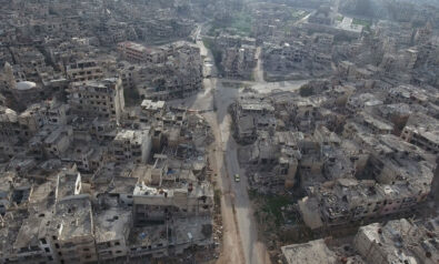 Russia and the Slaughter of Syrian Civilians