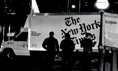 The New York Times' Laughable Lack of Irony