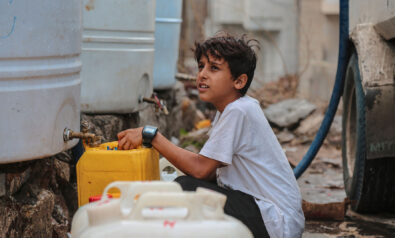 Securing the Flow of Aid in Yemen