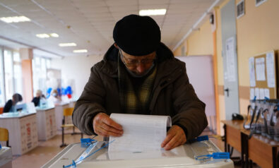 On the Heels of a Controversial Election, Russia Grows Increasingly Unfree