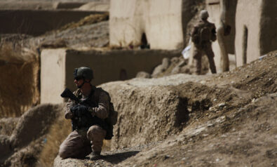 After Afghanistan, How Probable Is Peace?