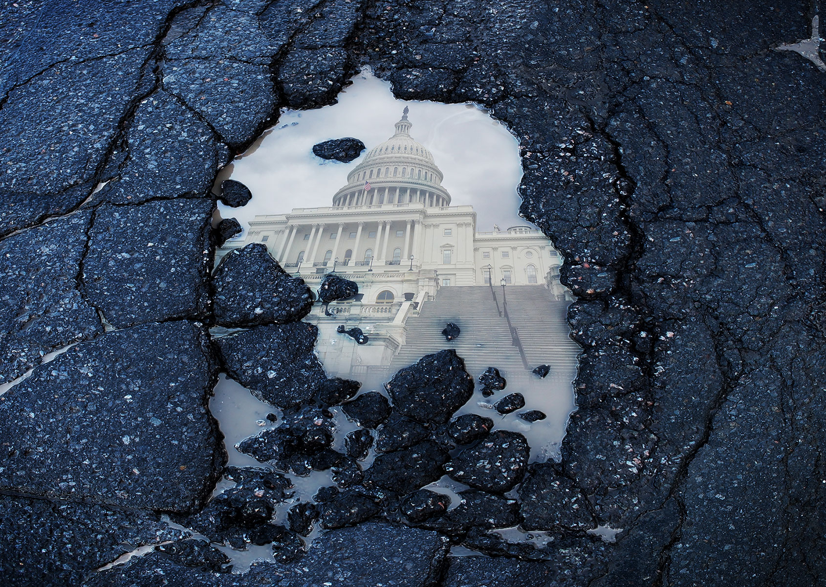 Peter Isackson, daily devils dictionary, US infrastructure news, Biden administration infrastructure plan, Democratic Party establishment, progressive politics US, Democrats US news, US politics news, Nancy Pelosi news, US military industrial complex