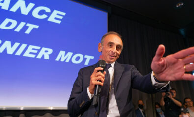 Eric Zemmour's Plan to Save France from Extinction